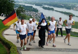 World Harmony Run weekend June 13th/14th