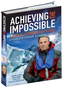 Lewis Gordon Pugh – Mind-shifting Everest Swim