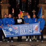 World Harmony Run Trier-Aachen, April 20 – 22nd