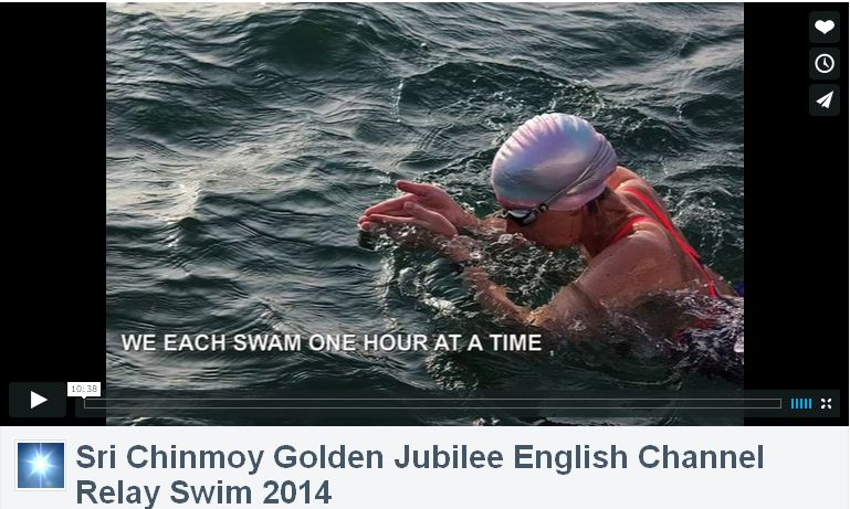 English Channel girls relay honouring 50 years of service