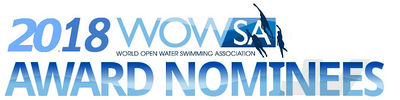 Abhejali nominated for Open Water Swimming Woman of the Year